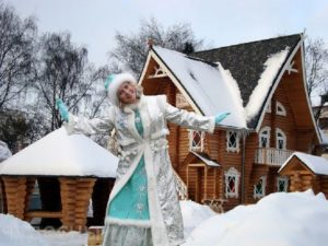 Снегурочка Кострома